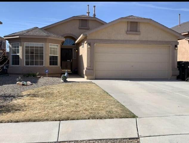 324 Soothing Meadows Drive NE, Rio Rancho, NM 87144 (MLS #989365) :: Keller Williams Realty