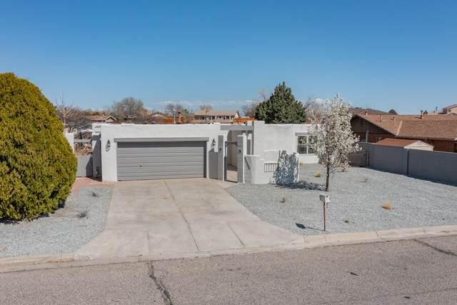 5821 Stratford Avenue NW, Albuquerque, NM 87114 (MLS #989367) :: Keller Williams Realty