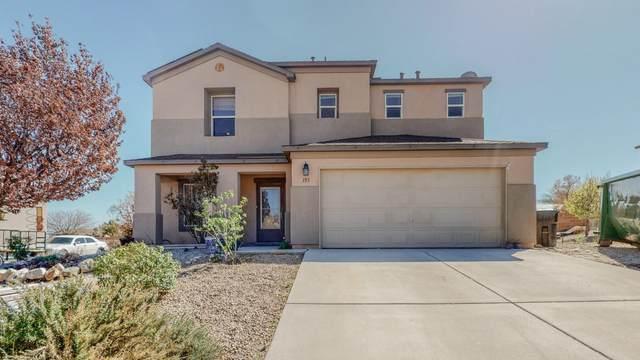 153 Sugar Ridge Loop SE, Rio Rancho, NM 87124 (MLS #989372) :: Keller Williams Realty