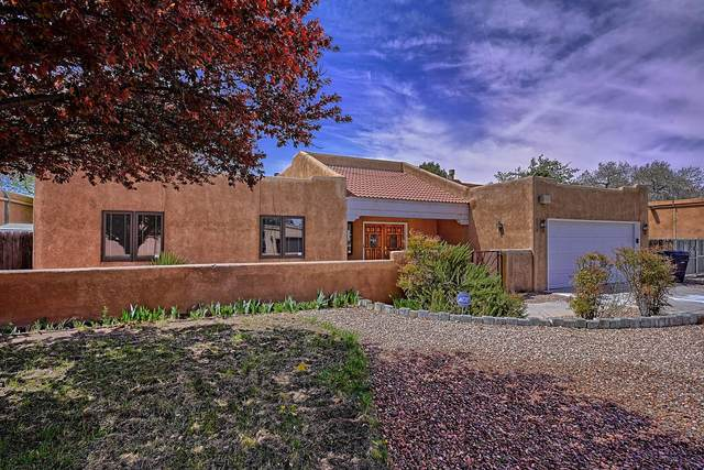 2132 Ryan Place NW, Albuquerque, NM 87107 (MLS #989376) :: The Buchman Group