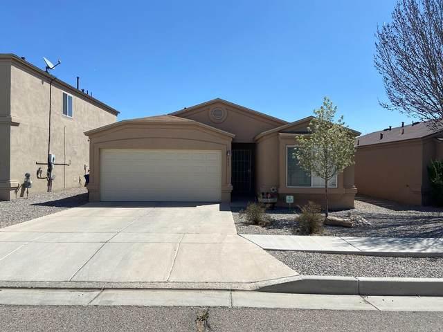 640 Ridgeside Trail SW, Albuquerque, NM 87121 (MLS #989380) :: Keller Williams Realty