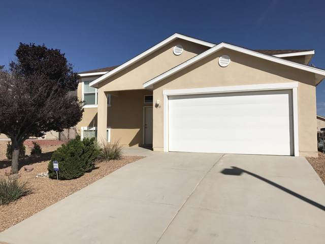 270 Black Hat Avenue SW, Los Lunas, NM 87031 (MLS #989381) :: Keller Williams Realty