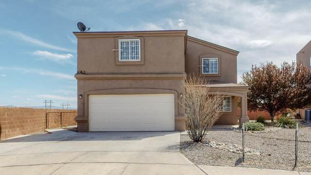 9300 Chase Ranch Place SW, Albuquerque, NM 87121 (MLS #989391) :: Keller Williams Realty