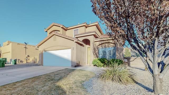 3252 San Ildefonso Loop NE, Rio Rancho, NM 87144 (MLS #989392) :: Keller Williams Realty
