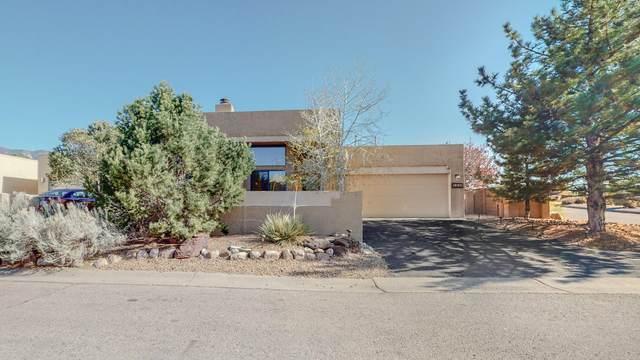 2318 Calle De Gabriel NE, Albuquerque, NM 87122 (MLS #989395) :: Keller Williams Realty