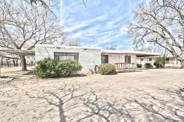 1435 Severo Road SW, Albuquerque, NM 87105 (MLS #989405) :: Keller Williams Realty