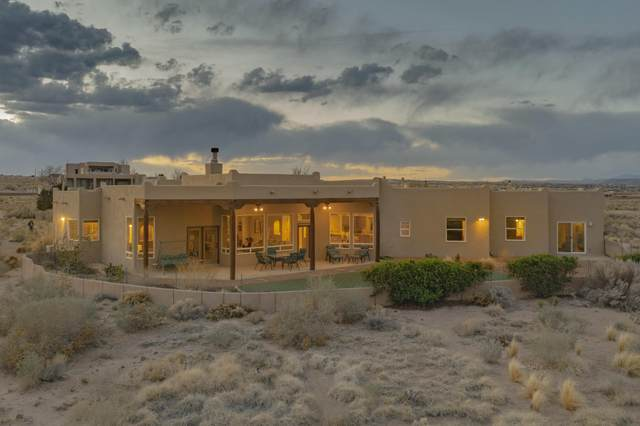 6351 Pasilla Road NE, Rio Rancho, NM 87144 (MLS #989406) :: Keller Williams Realty