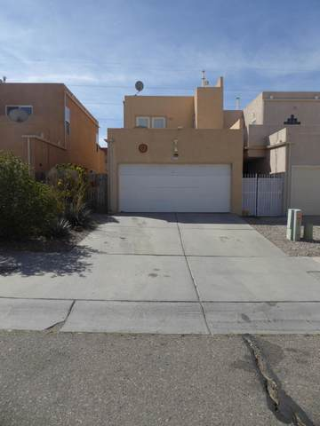 5122 Levy Court NW, Albuquerque, NM 87120 (MLS #989409) :: Keller Williams Realty