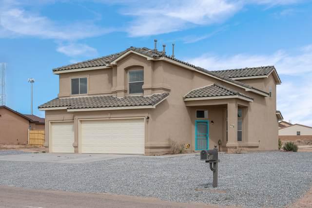 728 1ST Street NE, Rio Rancho, NM 87124 (MLS #989427) :: Keller Williams Realty