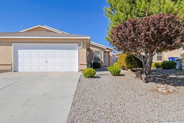 11105 Vistazo Place SE, Albuquerque, NM 87123 (MLS #989434) :: Keller Williams Realty