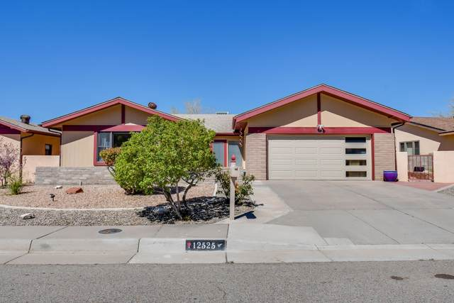 12525 Iroquois Place NE, Albuquerque, NM 87112 (MLS #989445) :: Campbell & Campbell Real Estate Services