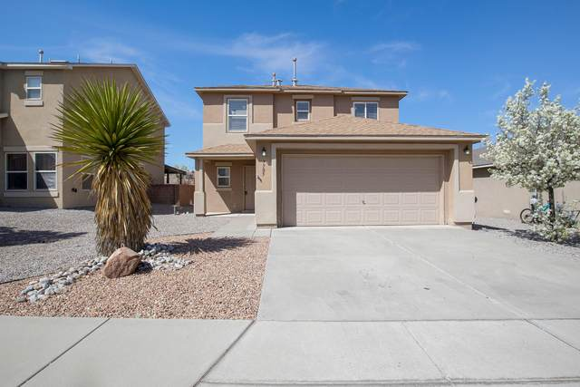 7705 Stadler Avenue NW, Albuquerque, NM 87114 (MLS #989446) :: Keller Williams Realty