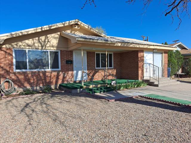 1120 Kentucky Street SE, Albuquerque, NM 87108 (MLS #989450) :: Keller Williams Realty