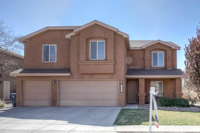 1041 Colibri Avenue NW, Los Lunas, NM 87031 (MLS #989460) :: Keller Williams Realty