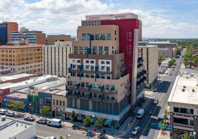 524 Central Avenue SW #803, Albuquerque, NM 87102 (MLS #989463) :: Berkshire Hathaway HomeServices Santa Fe Real Estate