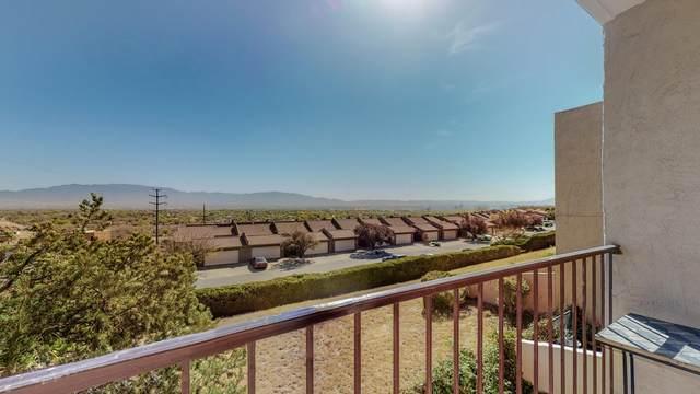 2700 Vista Grande Drive NW #53, Albuquerque, NM 87120 (MLS #989491) :: Keller Williams Realty