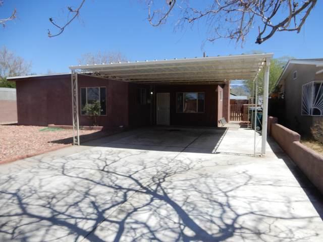 2508 Madeira Drive NE, Albuquerque, NM 87110 (MLS #989495) :: Berkshire Hathaway HomeServices Santa Fe Real Estate