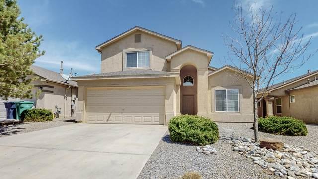 3748 Oasis Springs Road NE, Rio Rancho, NM 87144 (MLS #989498) :: Berkshire Hathaway HomeServices Santa Fe Real Estate