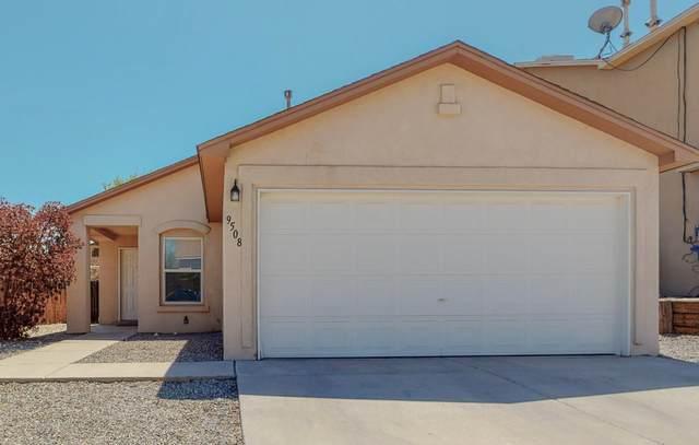 9508 Desert Rim Road SW, Albuquerque, NM 87121 (MLS #989500) :: Berkshire Hathaway HomeServices Santa Fe Real Estate