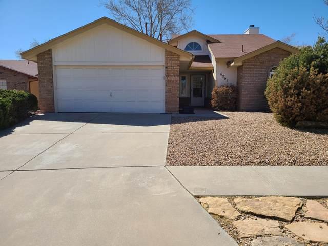 6201 Via Corta Del Sur NW, Albuquerque, NM 87120 (MLS #989510) :: Berkshire Hathaway HomeServices Santa Fe Real Estate