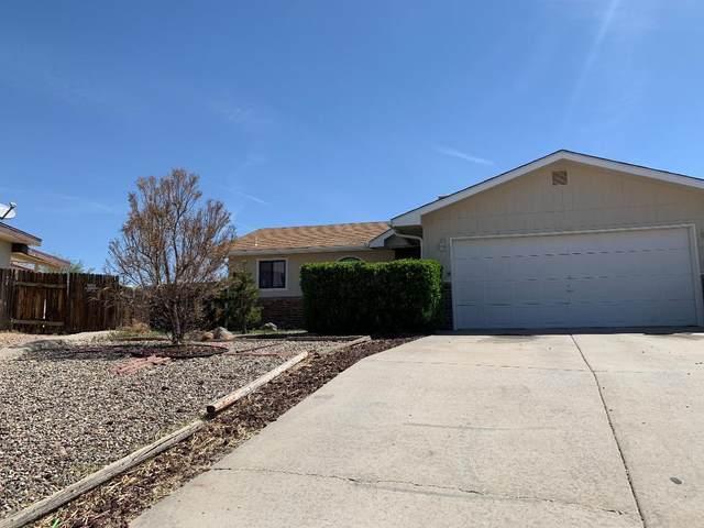 4 Aldea Place, Los Lunas, NM 87031 (MLS #989517) :: Berkshire Hathaway HomeServices Santa Fe Real Estate