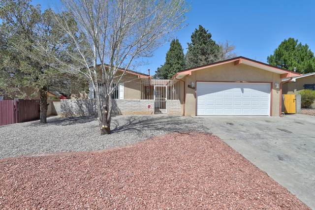 12205 Grand Avenue NE, Albuquerque, NM 87123 (MLS #989525) :: Campbell & Campbell Real Estate Services