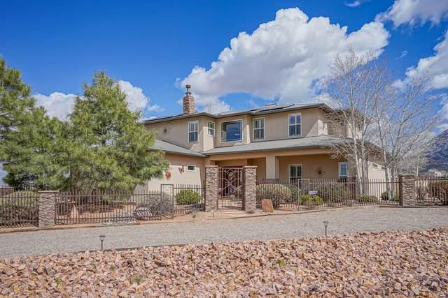 10609 Eagle Rock Avenue NE, Albuquerque, NM 87122 (MLS #989536) :: Keller Williams Realty