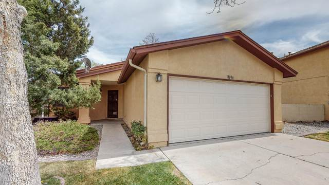 11036 Lagrange Park Drive NE, Albuquerque, NM 87123 (MLS #989544) :: Campbell & Campbell Real Estate Services