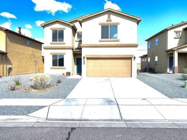 33 Vista Del Cerro Drive, Los Lunas, NM 87031 (MLS #989546) :: The Buchman Group