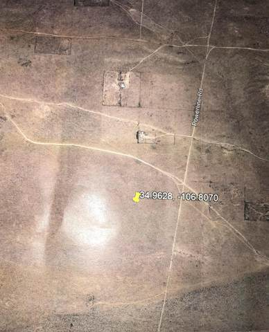 00 Vacant Land Pajarito Mesa, Albuquerque, NM 87121 (MLS #989550) :: Keller Williams Realty