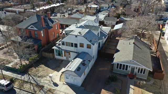 119 High Street SE, Albuquerque, NM 87102 (MLS #989560) :: Berkshire Hathaway HomeServices Santa Fe Real Estate