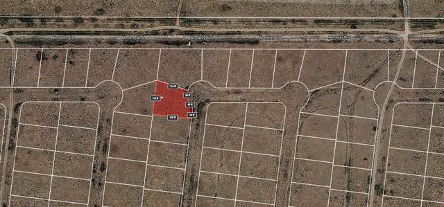Lot 23 Rio Del Oro #17, Los Lunas, NM 87031 (MLS #989570) :: The Buchman Group