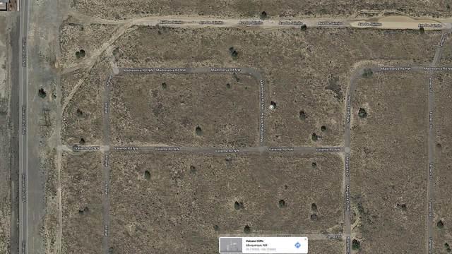 Lot 37 Block 1 Unit 16 NW, Albuquerque, NM 87120 (MLS #989583) :: Keller Williams Realty