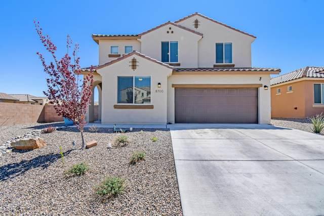 8700 Monsoon Road NW, Albuquerque, NM 87120 (MLS #989588) :: Keller Williams Realty