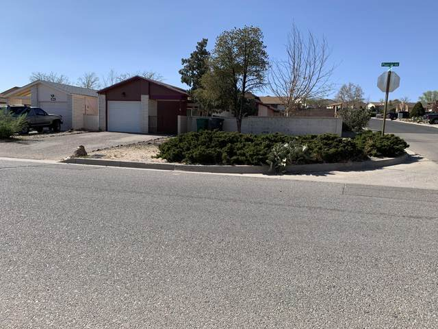 205 Pearl Drive NE, Rio Rancho, NM 87124 (MLS #989594) :: Campbell & Campbell Real Estate Services