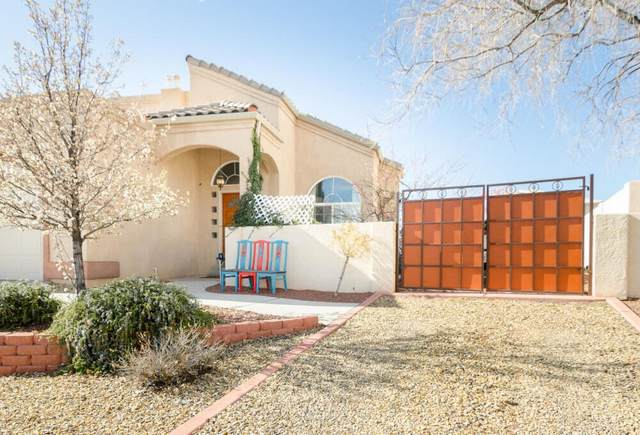 4005 Palmilla Place NW, Albuquerque, NM 87114 (MLS #989610) :: Keller Williams Realty