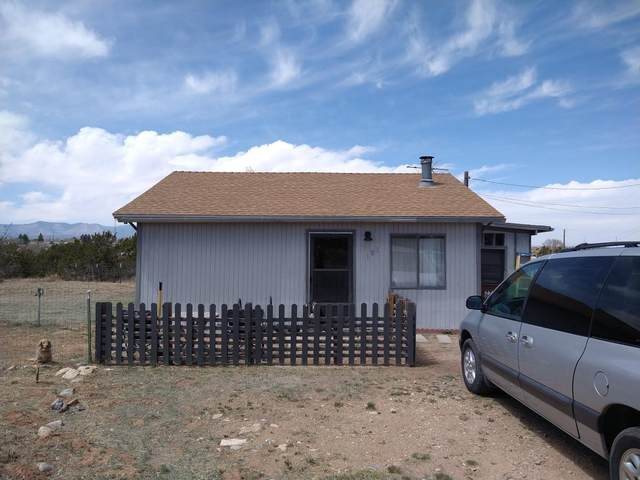 101 Monte Alto Avenue, Mountainair, NM 87036 (MLS #989626) :: Keller Williams Realty
