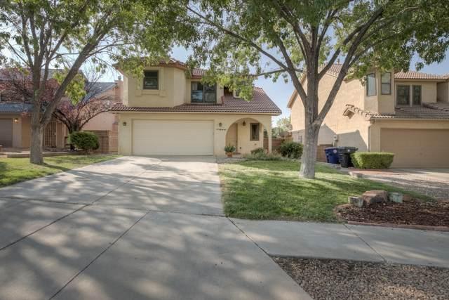7624 Oakland Avenue NE, Albuquerque, NM 87122 (MLS #989628) :: Keller Williams Realty