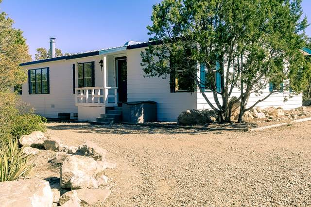 17 Ridge Road, Edgewood, NM 87015 (MLS #989632) :: Campbell & Campbell Real Estate Services