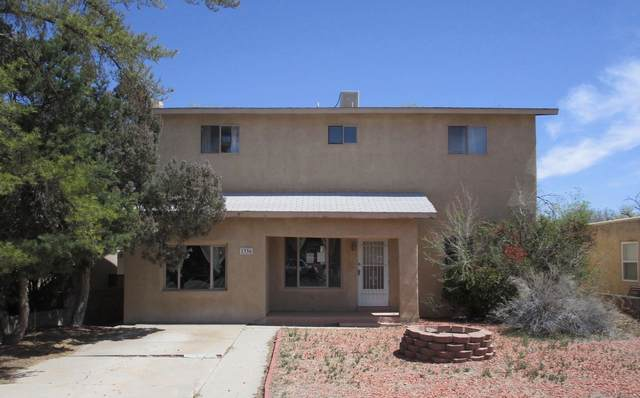 1336 Princeton Drive NE, Albuquerque, NM 87106 (MLS #989633) :: Keller Williams Realty