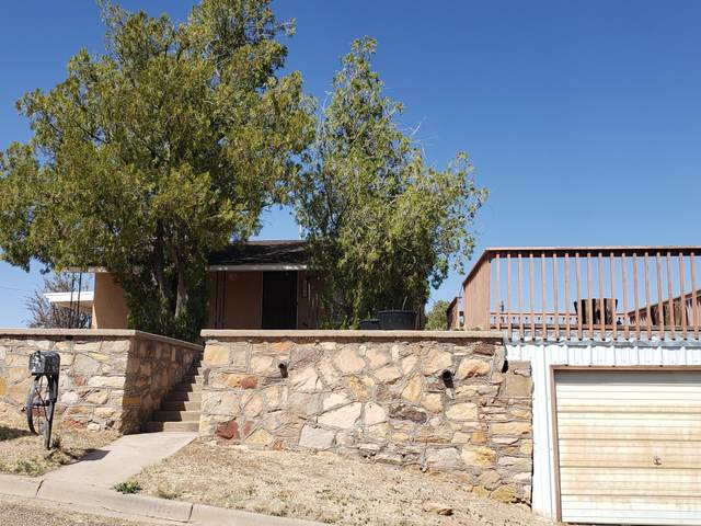 1012 De Vargas Avenue, Santa Rosa, NM 88435 (MLS #989635) :: Keller Williams Realty