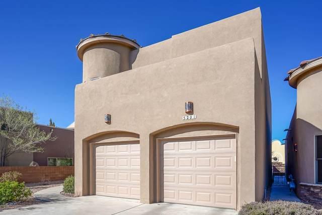 5201 Ancala Trail NE, Albuquerque, NM 87111 (MLS #989637) :: Sandi Pressley Team