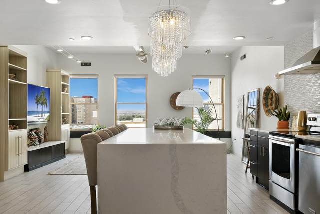 219 Central Avenue SW #508, Albuquerque, NM 87102 (MLS #989640) :: Berkshire Hathaway HomeServices Santa Fe Real Estate