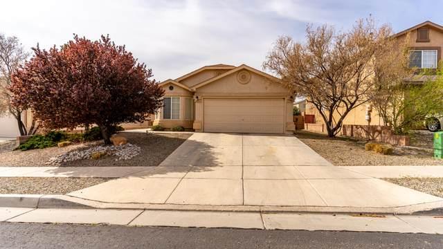 9816 Canyon Gate Trail SW, Albuquerque, NM 87121 (MLS #989661) :: The Buchman Group