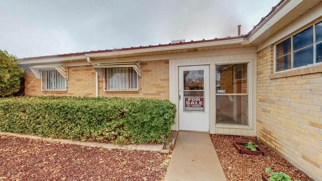 920 Cardenas Drive SE, Albuquerque, NM 87108 (MLS #989662) :: Berkshire Hathaway HomeServices Santa Fe Real Estate