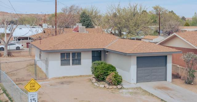 205 S Mesa Road, Belen, NM 87002 (MLS #989695) :: The Buchman Group