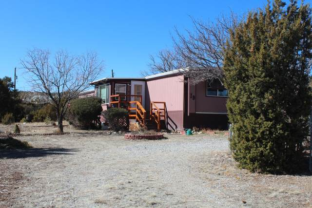 19 Danice Lane, Tijeras, NM 87059 (MLS #989731) :: The Buchman Group