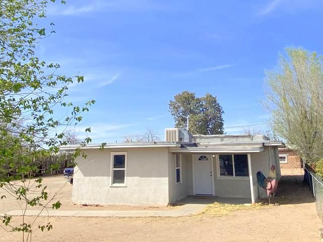 315 Camino Cinco SW, Albuquerque, NM 87105 (MLS #989735) :: Campbell & Campbell Real Estate Services