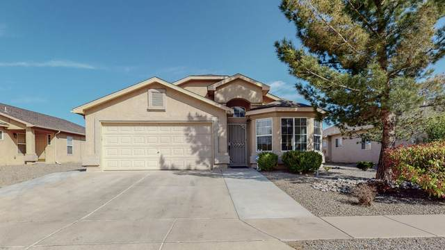 2716 Mountain Gate Lane SW, Albuquerque, NM 87121 (MLS #989744) :: Campbell & Campbell Real Estate Services