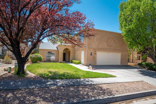 8716 Greenarbor Road NE, Albuquerque, NM 87122 (MLS #989746) :: Keller Williams Realty